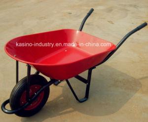 Wb7400 South America Market Construction Concrete Wheel Barrow (Good price) pictures & photos