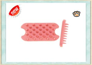 Soft Material Pets Bathe Brush pictures & photos