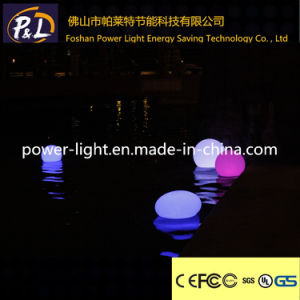 Wireless Rechargeable Floating Ball LED Pool Light pictures & photos