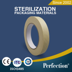 Self-Adhesive Sterilization Indicator Tape pictures & photos