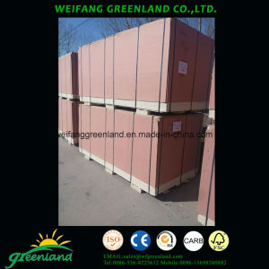 Waterproof Grade Pine Film Commercial Plywood pictures & photos