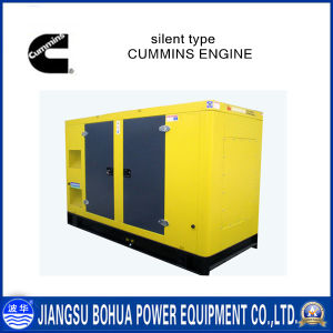 Soundproof 688kVA Three Phase Cummins Engine Diesel Generator Set