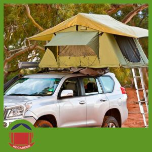 Desert Color Roof Top Tent for Camping pictures & photos
