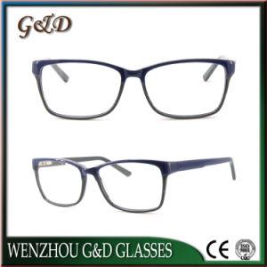High Quality Acetate Eyewear Eyeglass Optical Frame 52-073 pictures & photos