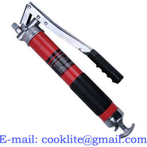 Industrial High Pressure Manual Grease Gun Heavy Excavator Oil Injector (GH197) pictures & photos