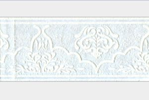 Paintable Wallpaper Border 1005 with Cec Certificate pictures & photos