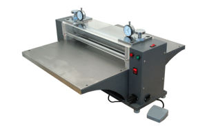 Desktop Cylinder Die Cutting & Pressing Machine pictures & photos