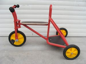 Kids Tricycle for Two Children Play (DMB35)