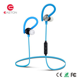 Ear-Hook Bluetooth Earphones Wireless Stereo Headphone with Mic pictures & photos