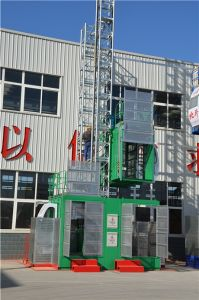 Reliability and Competitive Price Sc Construction Hoist pictures & photos
