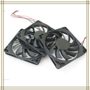 DC Cooling Fan 80X80X10mm Manufacture/Supplier From China