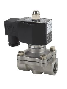 2W-J Series Air Water Solenoid Valve pictures & photos