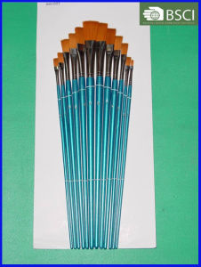 12PCS Wooden Handle Artist Brush Set (AB-070) pictures & photos