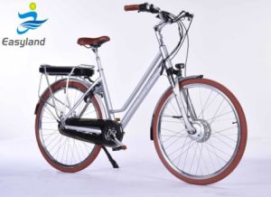 700c Electric City Bicycle 250W 36V 10.4ah EL-dB7008z pictures & photos