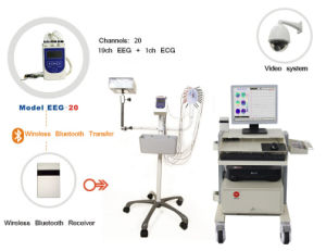 Hot Sale Medical Digital EEG System with Factory Price pictures & photos