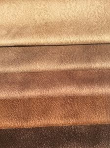 Leather Looking Suede Fabric Sofa Fabric (OML) pictures & photos