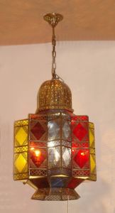 Copper Pendant Lamp with Glass Decorative 18988 Pendant Lighting pictures & photos