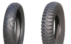 China Wholesale Environmental Protection Motorcycle Tires pictures & photos