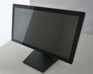 "18.5"" Widescreen LED Touch Screen Monitor with RS232 pictures & photos"