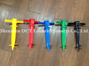Plastic Holder (Drill) for Beach Umbrella pictures & photos