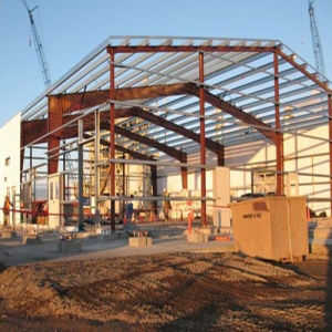 Light Steel Structure Building/Steel Warehous/Steel Workshop pictures & photos