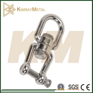 Stainless Steel Jaw and Eye Swivel pictures & photos