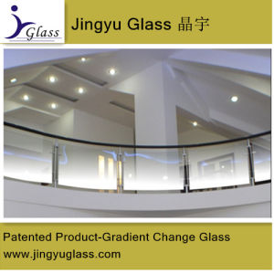 Gradient Change Glass Manufacture in China pictures & photos