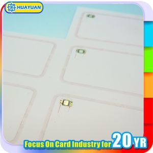 Dry RFID Card Inlay for Card Production Manufacturer pictures & photos