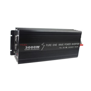 3000W 12V 24V 48V DC to AC 110V 220V Pure Sine Wave Power Inverter 3kw Inverter pictures & photos