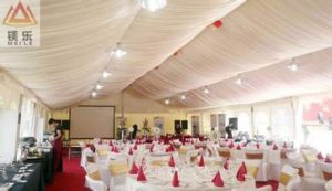 2017 New Camping Wedding Canopy Decoration Tent Wedding Tent Banquet Tent pictures & photos