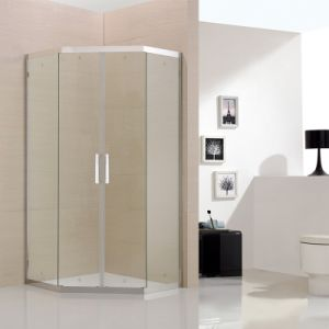 High Polished Profile Diamond Steam Shower Room / Simple Shower Room