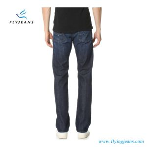 Casual Relaxed Straight-Leg Men Jeans Stretch Denim (Pants E. P. 4122) pictures & photos