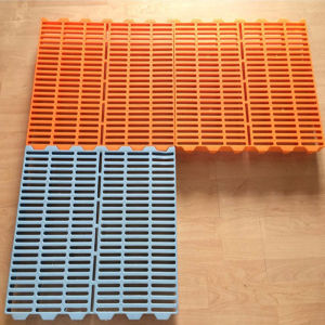 60*60cm Plastic Pig Floor Slat Pig Farrowing Crate Floor pictures & photos