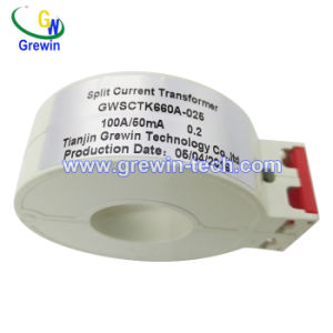 100A 50mA Split Core Transformer pictures & photos