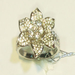 Gold Diamond Ring (HHR077)