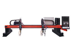 CNC Gantry Type Flame & Plasma Cutting Machine