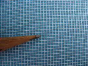 White Polyester Fly Screen, Mesh Screen Roll, Retractable Insect Screen