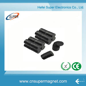 High Quality Ferrite Y33 Round Magnet pictures & photos