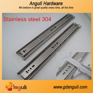 New! High Quality Stainless Steel Drawer Slides Stainless Steel SUS304 Ss pictures & photos
