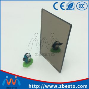 Frameless Cheap Float Glass Silver Aluminum Mirror Sheet