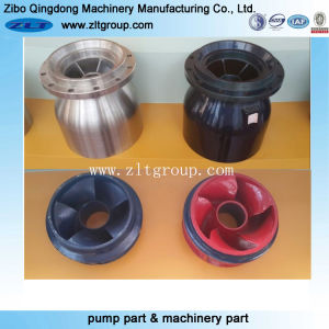 Stainless Steel Investment Casting Submersible Turbine Pump Parts pictures & photos