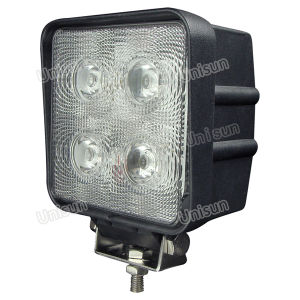 "Waterproof 5"" 12V 40W CREE LED Auto Work Light pictures & photos"