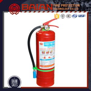 Portable Dry Powder Fire Extinguisher for Fire Equipment pictures & photos