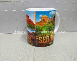 Sublimation Mug, 11oz Sublimation Coated Ceramic Mug pictures & photos