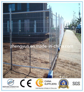 ISO9001ce China Supplier Flexible Welded Removable Temporary Fence pictures & photos