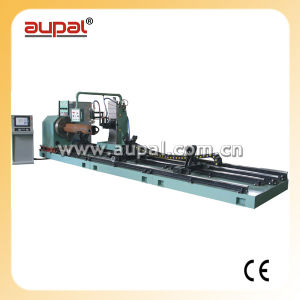 CNC Pipe Plasma and Flame Cutting Machine for Pipe (Aupal-4000/Aupal-6000/Aupal-8000/Aupal-1000)
