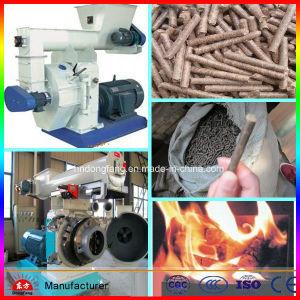 Widely Used 1t/H Ring Die Wood Pellet Machine