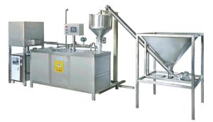 Automatic Wafer Batter Machine for Wafer Machine