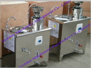 Commerical Soymilk Soya Bean Milk Maker Machine pictures & photos
