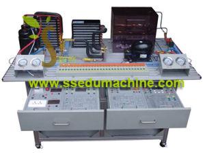 Air Conditioner Refrigerator Trainer Vocational Training Equipment Educational Equipment